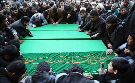 شهید مدافع حرم حضرت زینب(س)