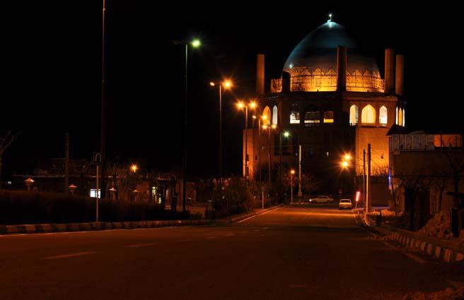 شب سلطانیه