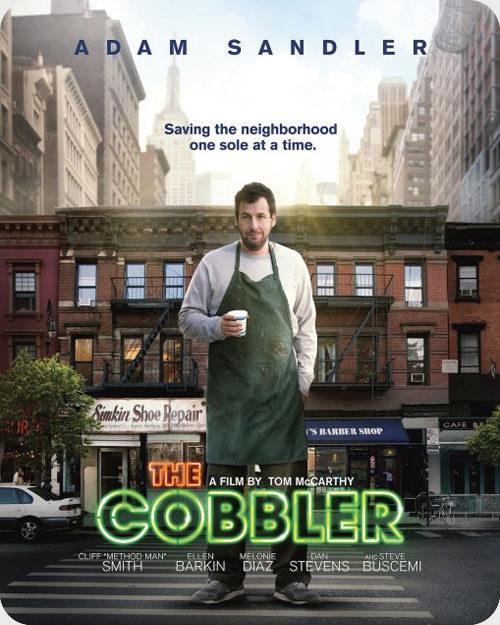فیلم The Cobbler 2014
