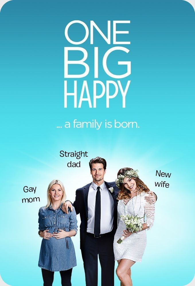 سریال One Big Happy فصل 1