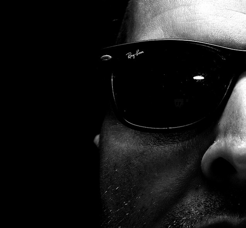 خرید عینک ریبن دودی ویفری
