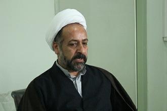 جت الاسلام مراد یوسفی، مسئول دبیرخانه کانون های فرهنگی هنری مساجد چهارمحال وبختیاری