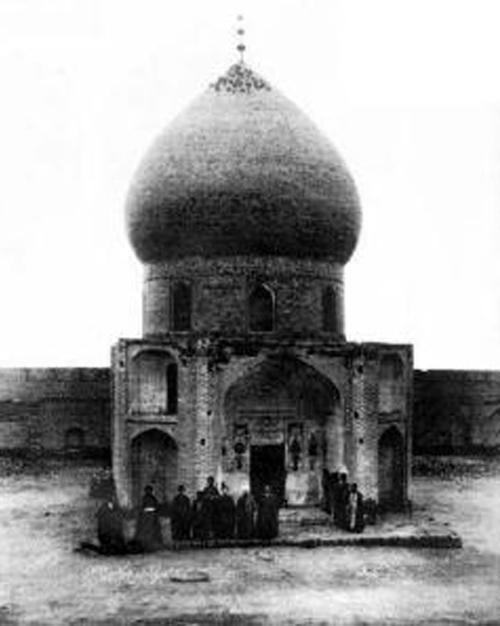 حرم امام حسین ( ع )  در 200 سال پیش
