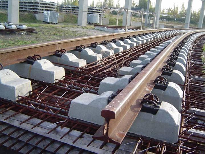 عیدی شرکت تراورس راه آهن تراورس بتنی | تجارتیم
