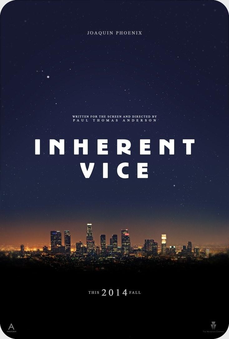 فیلم Inherent Vice 2014