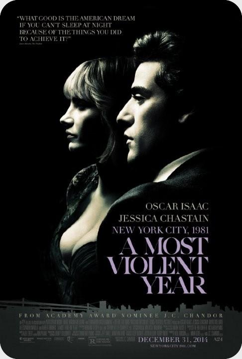 فیلم A Most Violent Year 2014