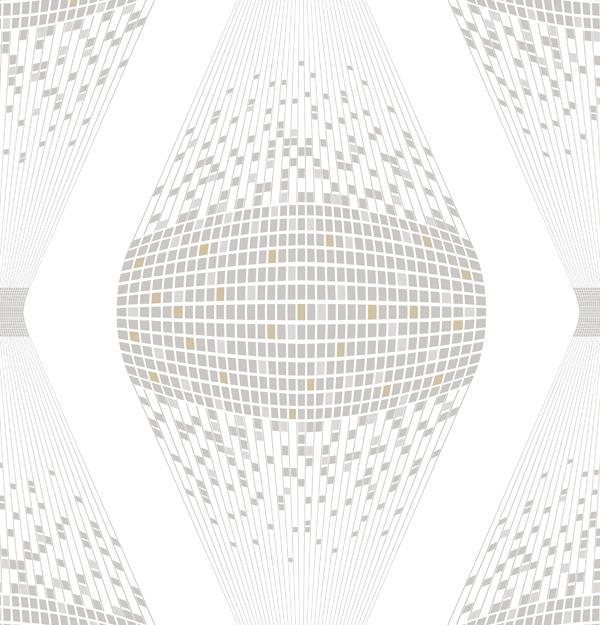کاغذ دیواری طرح سه بعدی فضایی