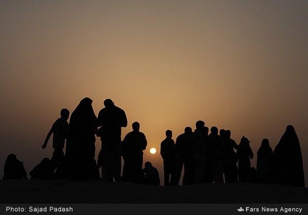 حضور پر شور عموم مردم در کاروان های راهیان نور, حجاب در کاروان راهیان نور, چادر اسلامی, حجاب و شهدا