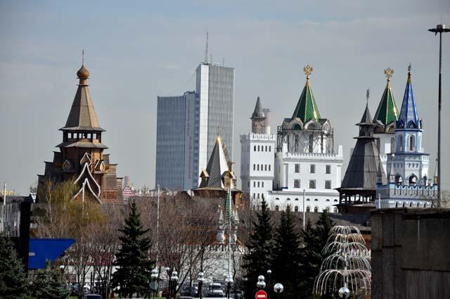 گالری عکس مسکو