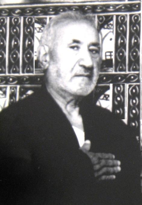 حاج علی اشرف صفی یی