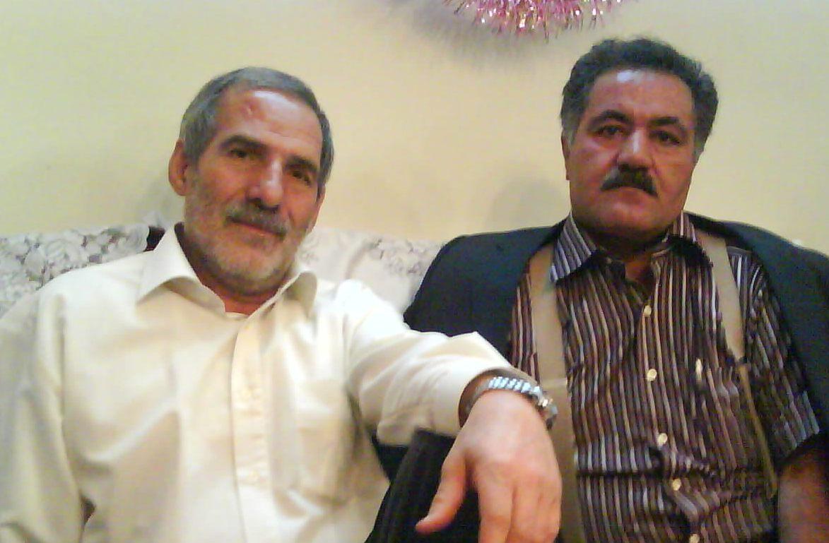 کامران صفی یی پسر حاج عباس آقا