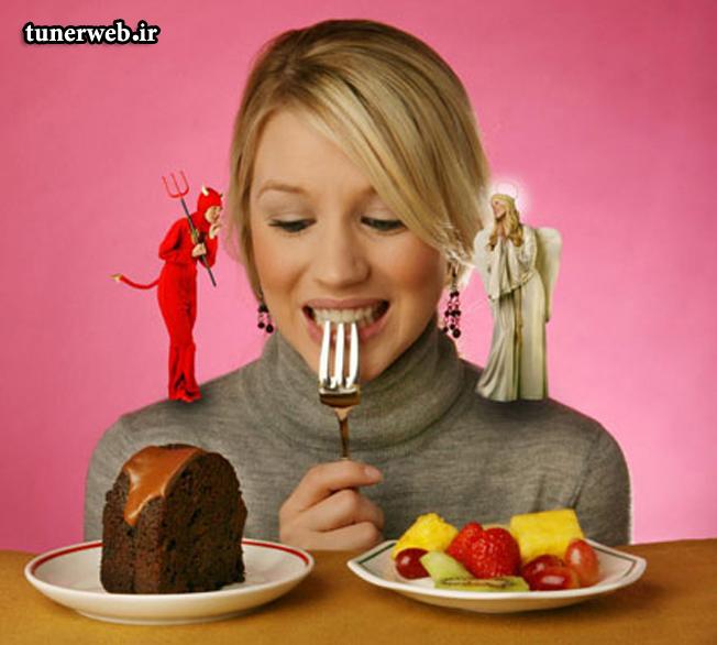 تست : آیا شما بزودی چاق میشوید !؟
