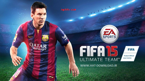 بازی فوتبال فیفا 15 آلتیمیت تیم (برای اندروید) - FIFA 15 Ultimate Team 1.3.1 Android