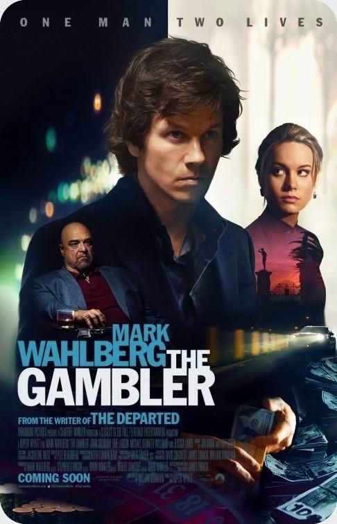 فیلم The Gambler 2014