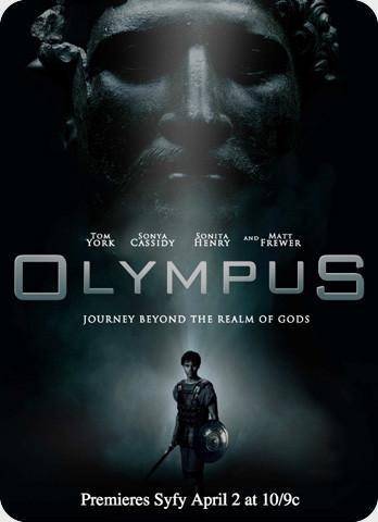 سریال OLYMPUS فصل 1