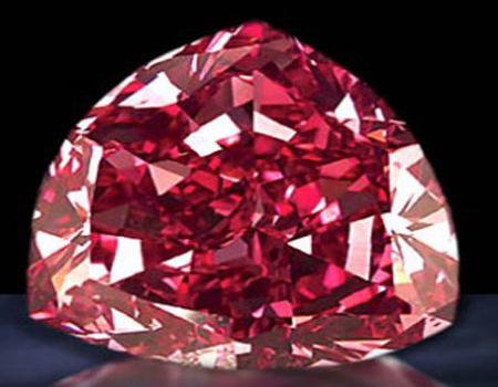 . الماس قرمز moussaieff