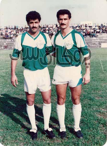 فرهاد حسین پور،بازیکن اسبق چوکا در سمت راست