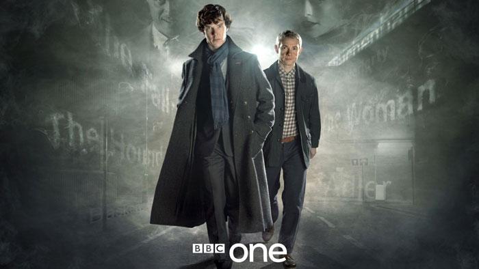 سریال شرلوک