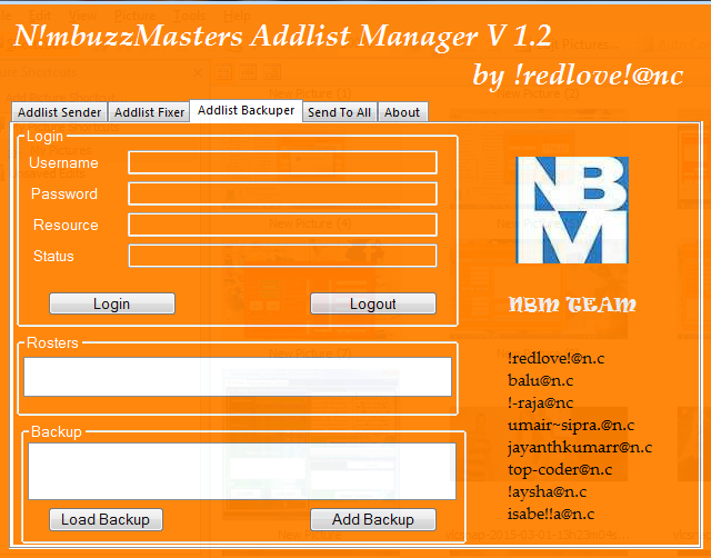 NimbuzzMasters AddlistManager The best   Nbm113