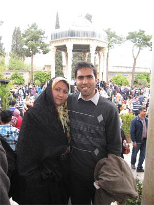حافظیه شیراز ( نوروز 1394 )