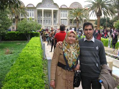 باغ ارم شیراز ( نوروز 1394 )