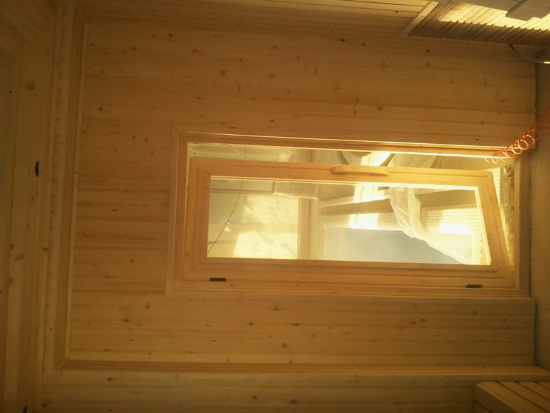 سونا ، تاریخچه سونا ، سونای خشک sauna