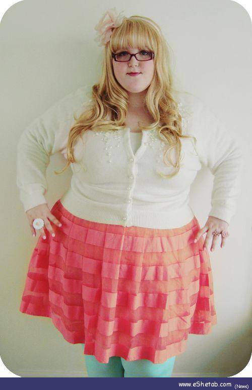 لباس برای مردان چاق