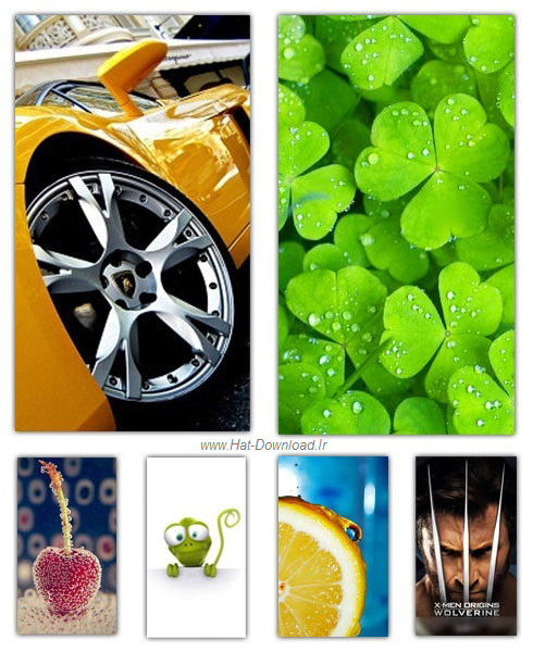 گلچین بهترین عکس های بهار 94 مخصوص موبایل (بخش اول) - Mobile Wallpaper 94.01
