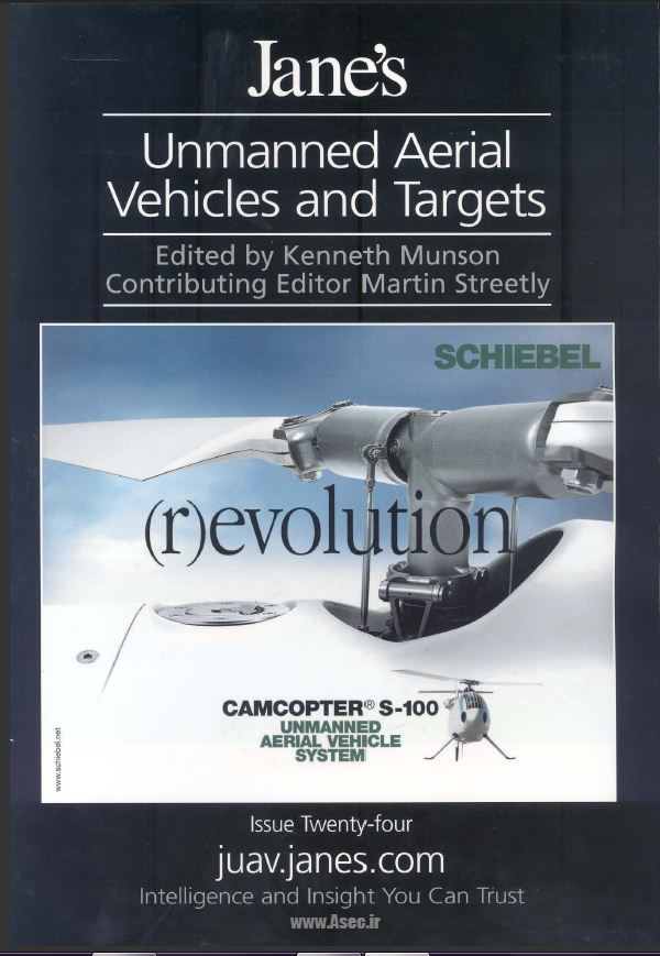 کتاب Janes UAVs and targets-2005
