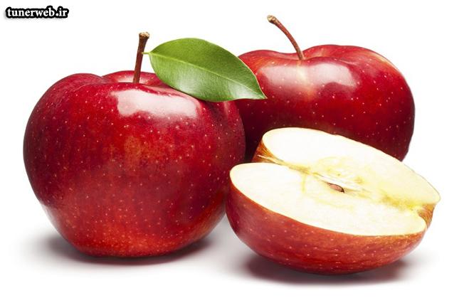 فواید مصرف سیب و خواص معجزه آسای آن