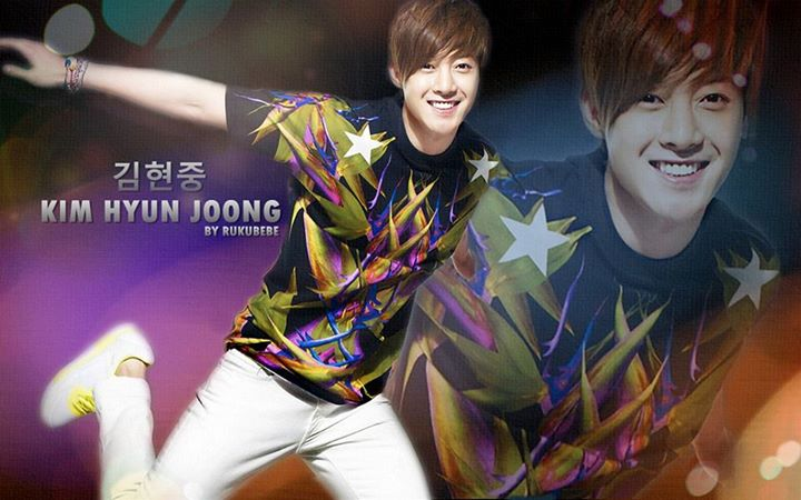 Kim Hyun Joong - Graphics Photo From Rukubebe