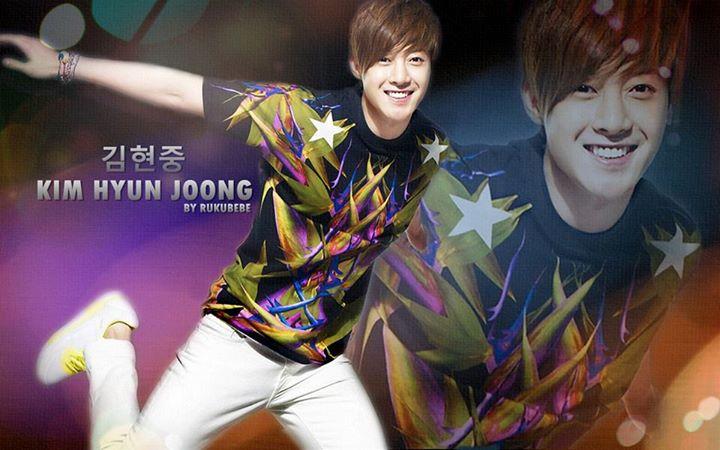 Kim Hyun Joong - Graphics Photo From Rukubebe