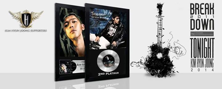New Cover & Profile Photo - Kim Hyun Joong Supporters Page