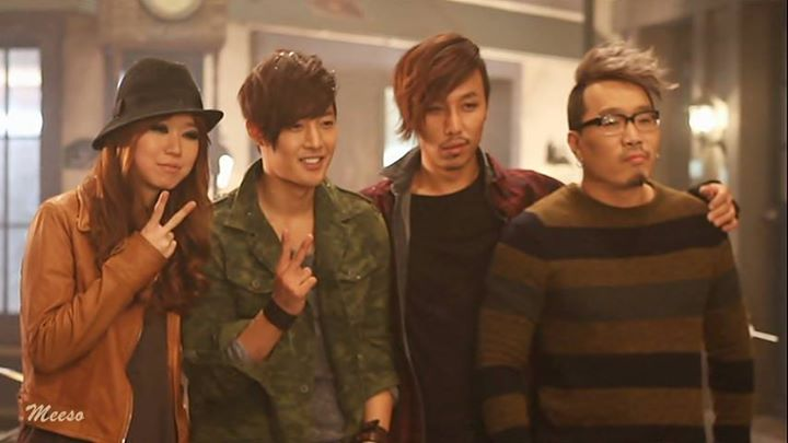HJ in Save Today With His Band @ neverleaveKHJ
