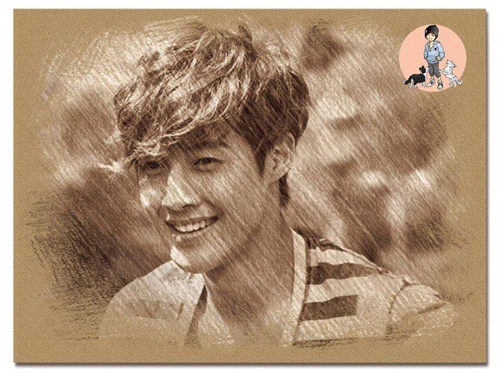 Amazing Fan Art From Kim Hyun Joong By Triple Tik