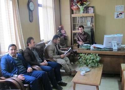 طرح مشارکت روستائیان موران در فعالیت های اقتصادی و تولیدی
