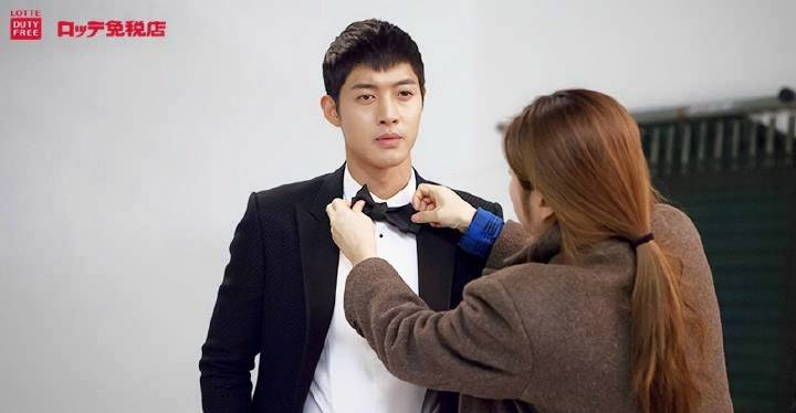 KHJ in LDF Shooting