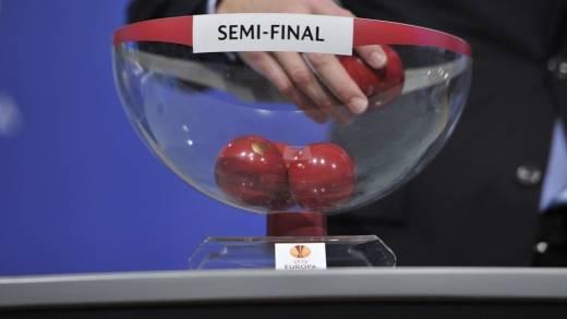 قرعه کشی مرحله نیمه نهایی لیگ قهرمانان اروپا انجام شد+ویدیو
