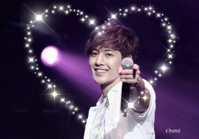 a Killer Smile Of Hyun Joong
