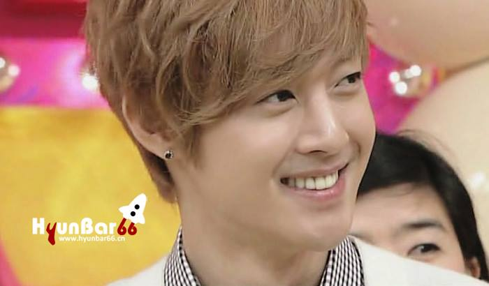 Kim Hyun Joong - Guesting at Hirunandesu Japan TV