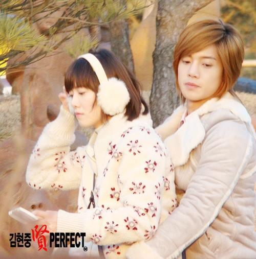 Hyun Joong as Ji Hoo - BOF BTS