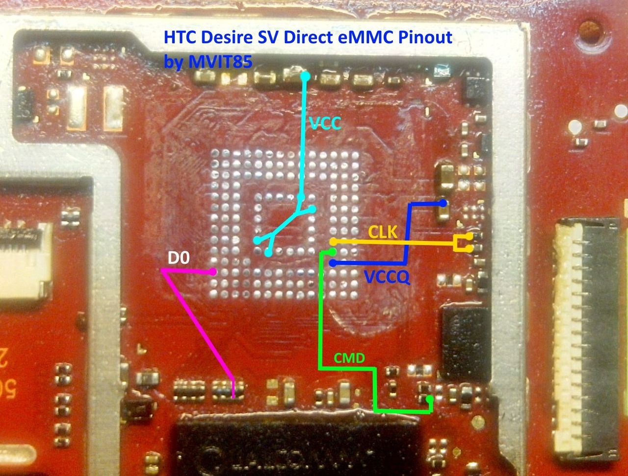eMMC Direct Pinout Collection  \m/ - Page 15 - GSM-Forum