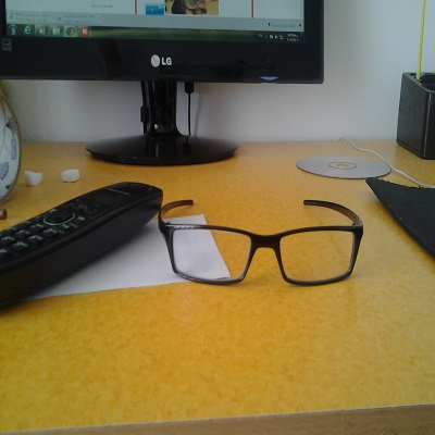 عینک دوست داشتنی ام