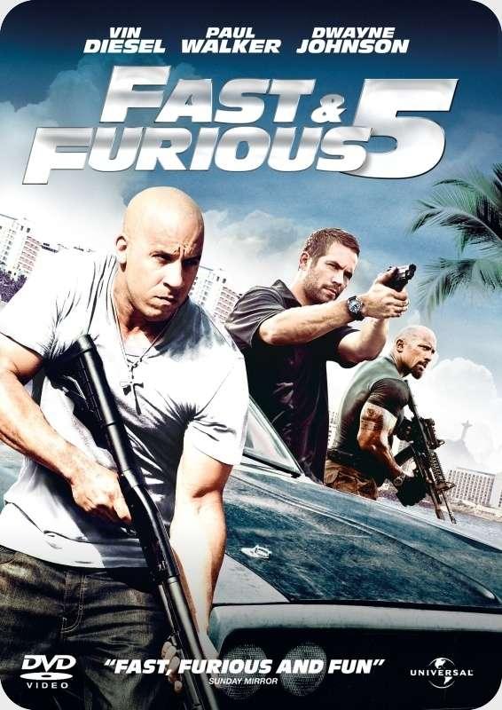 فیلم Fast Five 2011