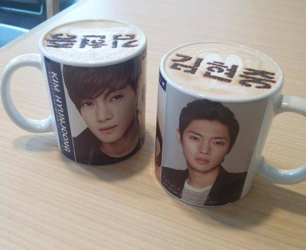 Desire Hyun Jun Cafe Rate