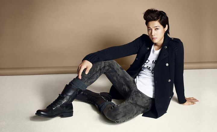 Kim Hyun Joong Fashion