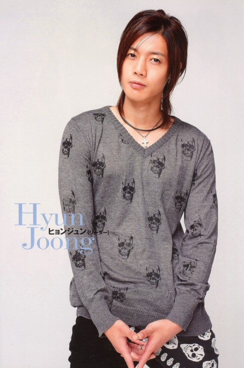 Kim Hyun Joong Korean Wave Music 04 2008.9