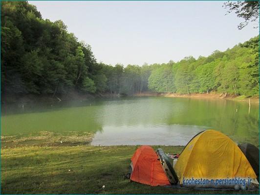 دریاچه چورت (میانشه)