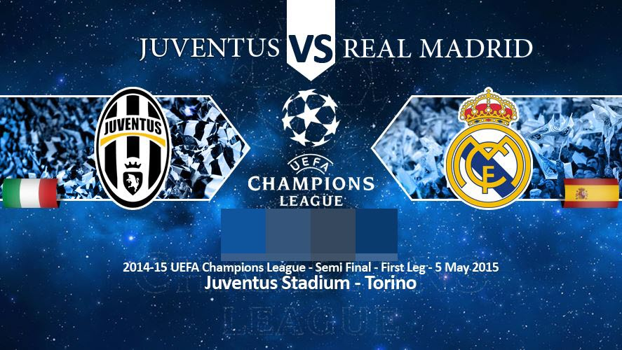 پیش بازی یوونتوس - رئال مادرید