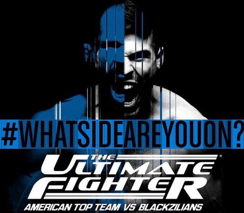 دانلود التیمت فایتر فصل بیست و یکم | American Top Team vs. Blackzilians+رویداد فینال